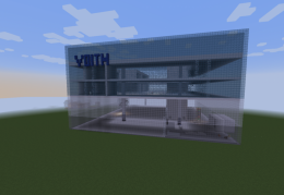 Voith TrainingCenter in Minecraft - next Generation Recruiting