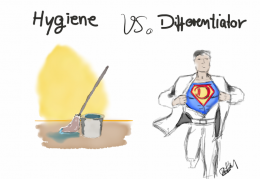 Hygiene vs Differentiator